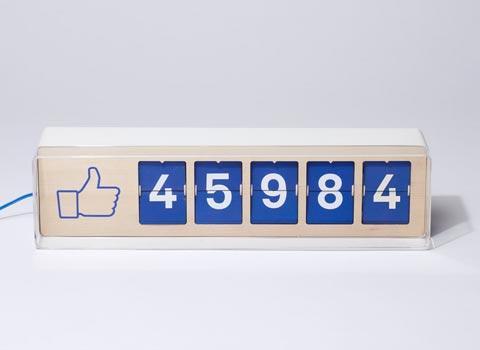 Compteur de fans Facebook