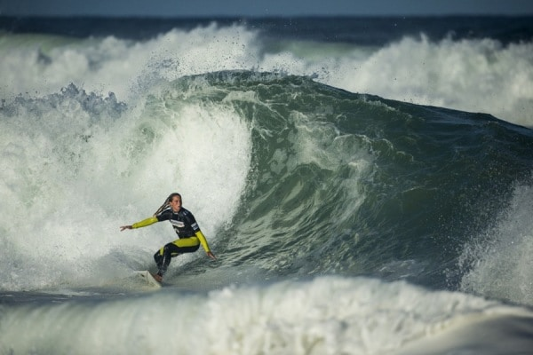 championne connue de surf
