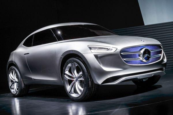 G code de Mercedes