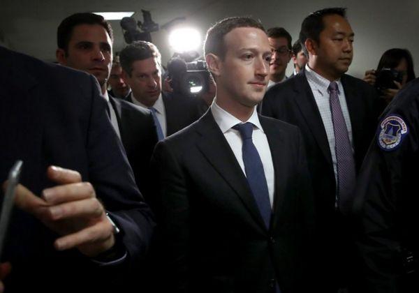 amende pour facebook