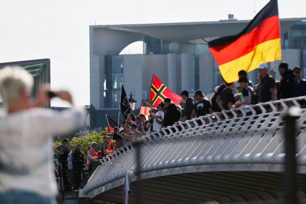 xénophobie en Allemagne