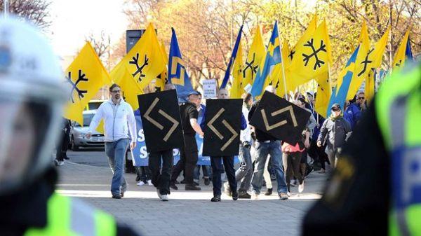 parti droite suédois