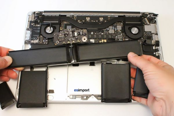 MacBook Pro grand orateur