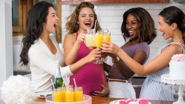 Les femmes enceintes et les boissons