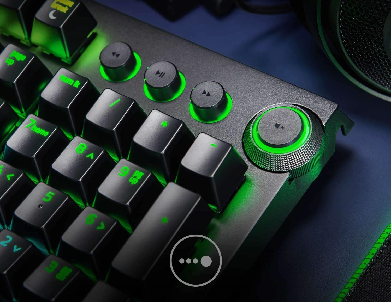 Clavier gaming