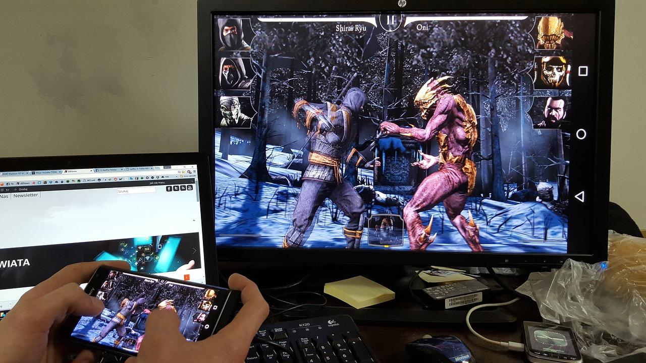 PC à configuration top gamer