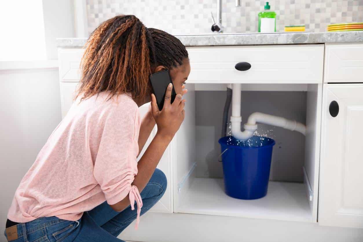 faire appel à un plomber professionnel pour dépanner une fuite