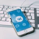 réseau social VK