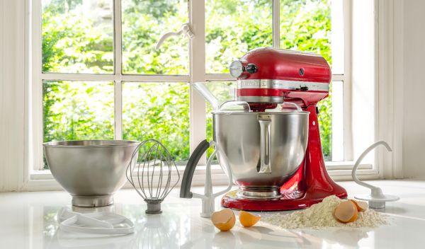 Le robot pâtissier professionnel Kitchenaid Artisan
